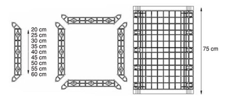 Geotub panel- ficha tecnica - Daliforma